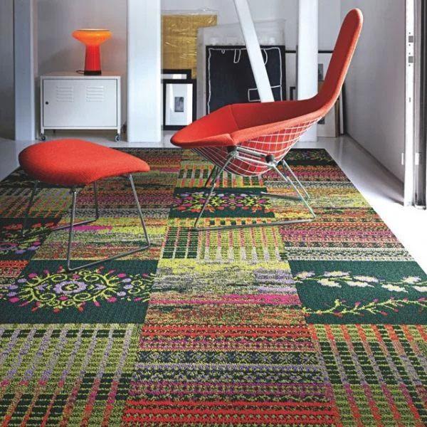 опасны ли ковры в квартире