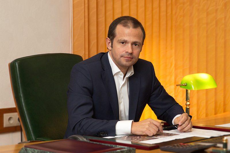 Роман Лябихов, генеральный директор ГК «Атлант»