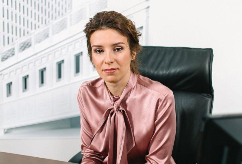 "Мария Литинецкая, ""Метриум"""