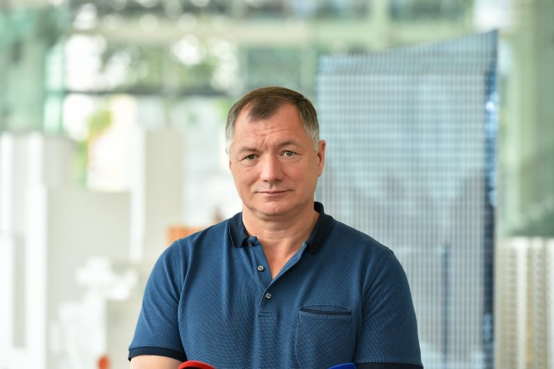 Марат Хуснуллин, заместитель мэра Москвы по вопросам градостроительной политики и строительства
