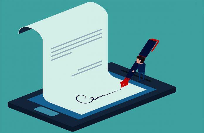 Проверка подписью: технологию электронных сделок с жильем изменили