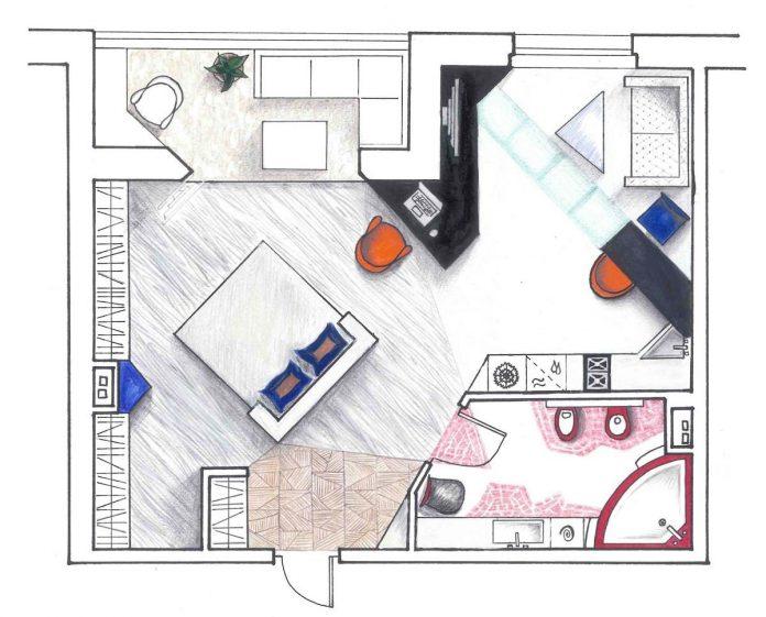 Спрос на квартиры-студии