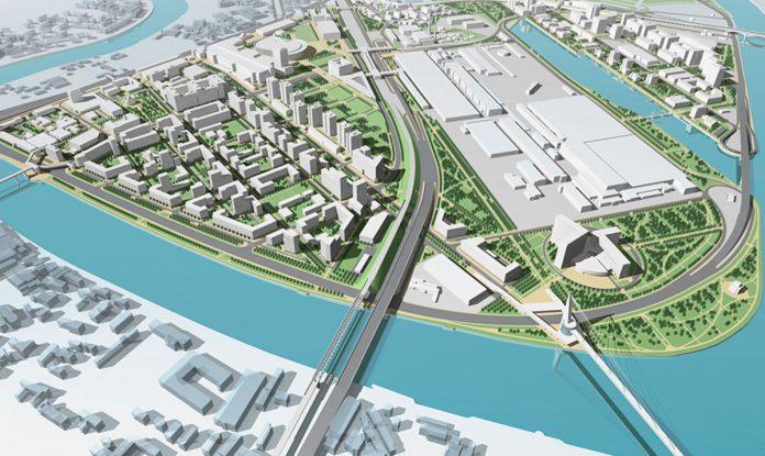 Будущее промзоны: в «Южном порту» построят жилой квартал