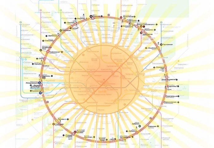 Кольцо + лучи: соединение МЦК и метро завершится к концу года