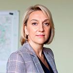 Юлиана Княжевская, председатель Комитета по архитектуре и градостроительству города Москвы