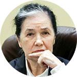 Галина Хованская, председатель комитета Госдумы по жилищной политике и ЖКХ