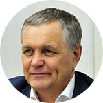 Владимир Жидкин, руководитель столичного департамента развития новых территорий