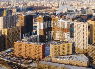 четыре корпуса ЖК «Лефортово парк» введены в эксплуатацию