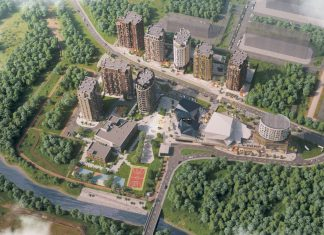Новинка из Ватутинок: в Новой Москве построят ЖК Russian Design District