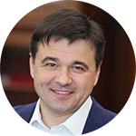 Андрей Воробьев, губернатор Московской области
