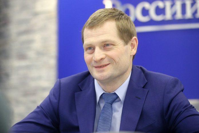 Константин Тимофеев, экс председатель Московсмтройинвеста, ныне - генеральный директор Фонд дольщиков