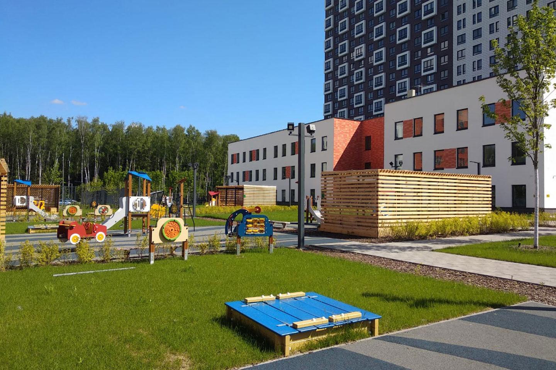 детский сад в ЖК «Саларьево парк»