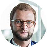 Николай Переслегин, архитектор, сооснователь архитектурного бюро Kleinewelt Architekten