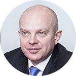Юрий Соловьев, первый заместитель президента - председателя правления банка ВТБ