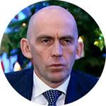 Вячеслав Цыбульников, вице-президент Сбербанка – председатель Московского банка