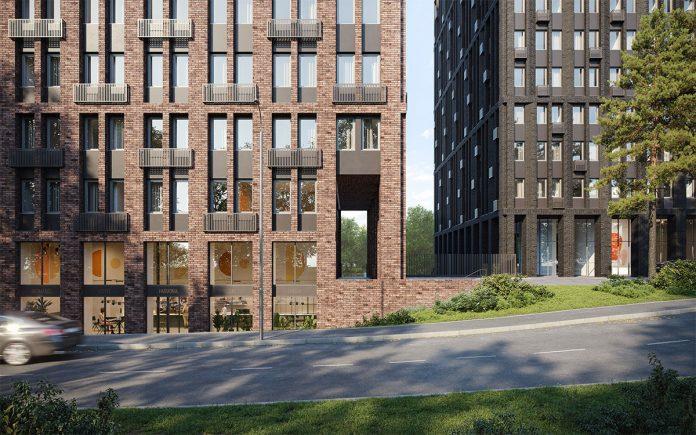 Продажа апартаментов в комплексе Baires