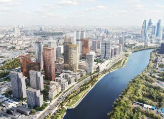 ЖК Sidney City: на месте завода ДСК1 появится жилье
