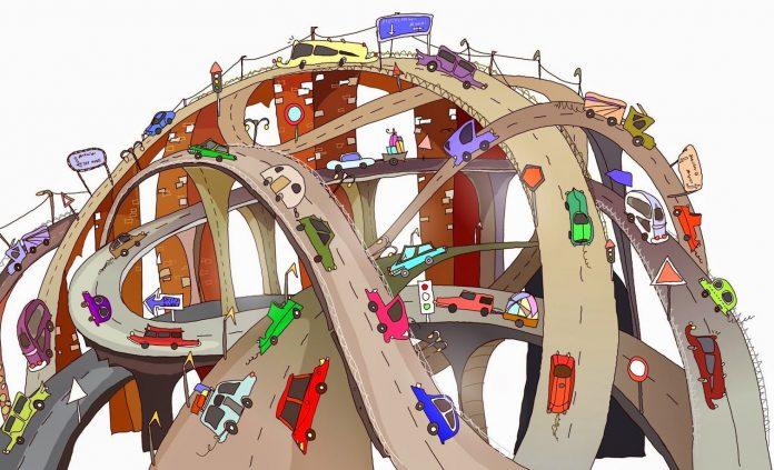 МКАД развяжется: работы по вылетным магистралям завершат к 2023 году