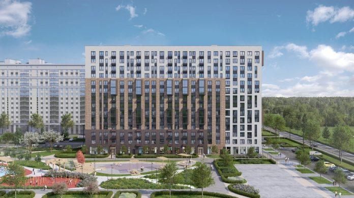 в ЖК «Остафьево» начались продажи нового корпуса