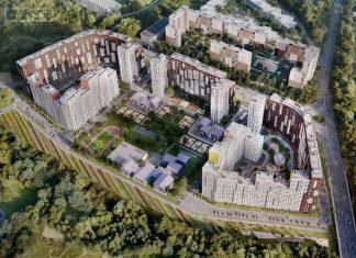 ЖК «Румянцево-Парк» начали вводить в эксплуатацию