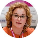 Татьяна Ушкова, председатель правления Абсолют банка