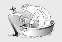 зачем в новостройках отключают горячую воду