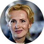 Ирина Яровая, вице-спикер Госдумы РФ