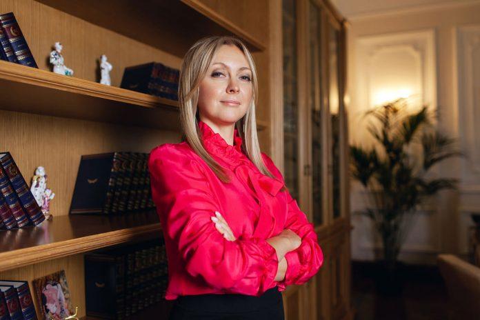 Анастасия Пятова, глава Москомстройинвеста