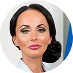 Ирина Волк, генерал-майор полиции, помощник министра внутренних дел РФ