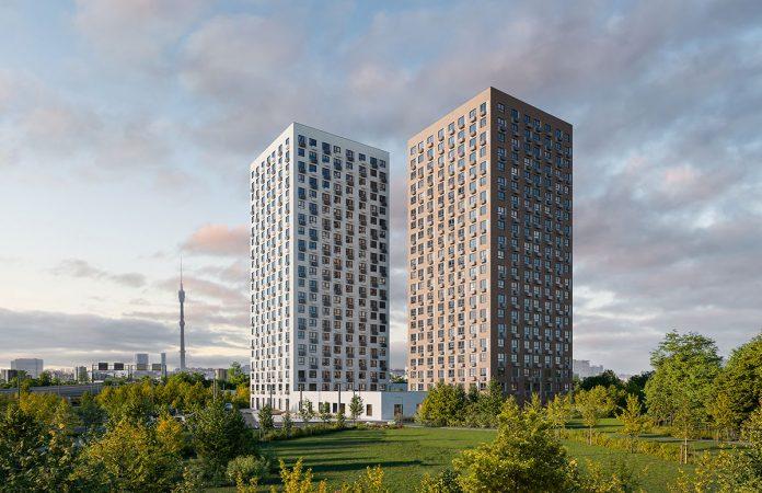 От 6,5 млн руб.: в комплексе апартаментов «Сокольнический вал 1» начинаются продажи