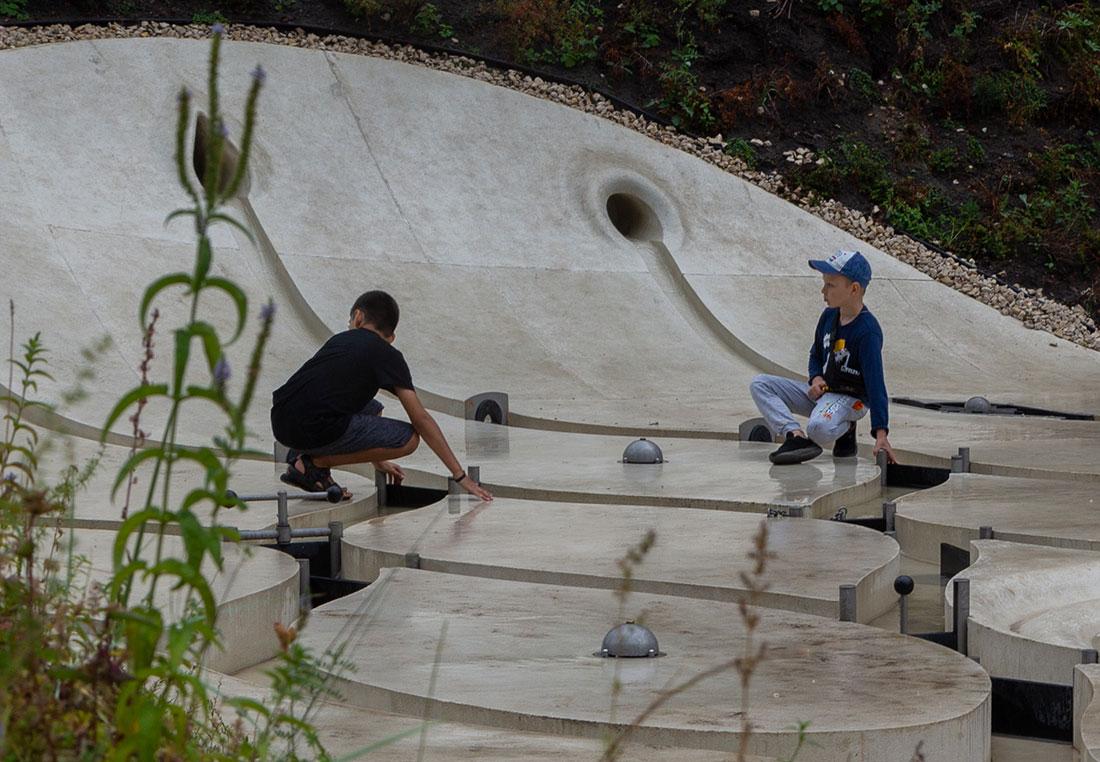плейхаб (игровая зона) в ЖК «Люблинский парк»