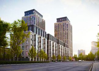 началось строительство ЖК Dream Towers