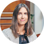 Елизавета Данилова, директор департамента финансовой стабильности ЦБ РФ