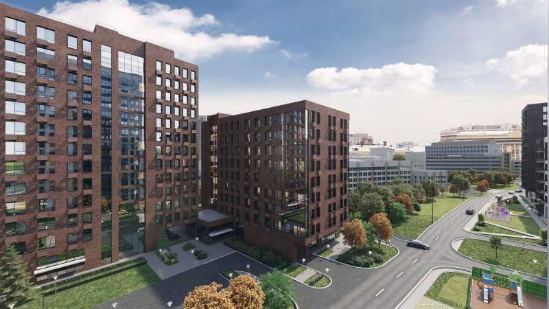 квартиры от 21,7 млн руб. и апартаменты от 10,2 млн руб.