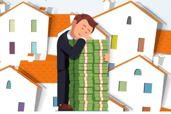 Москвичи полюбили ипотеку: каждая вторая новостройка покупается в кредит