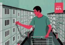 40% площадей в столичных новостройках уже продано