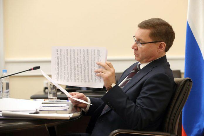 Владимир Якушев, глава Минстроя