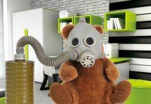 вентиляция в комнате школьника