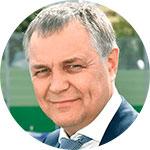 Владимир Жидкин, руководитель Департамента развития новых территорий