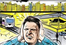 Шум в цене: можно ли сэкономить на новостройке, выбрав шумный город?