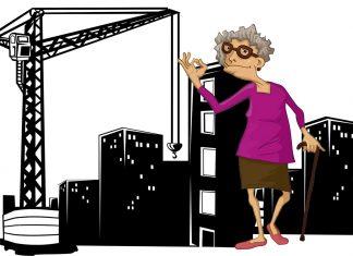 Жилье для бабушек: каждый десятый покупатель новостроек – пенсионер