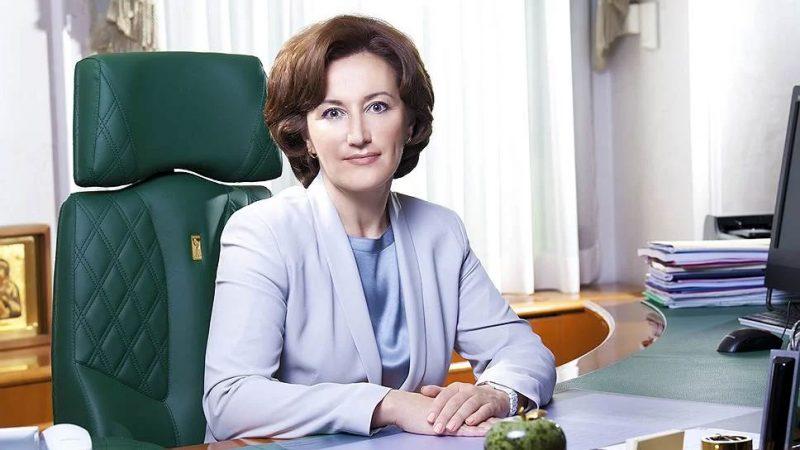 заместитель председателя Банка России Ольга Полякова