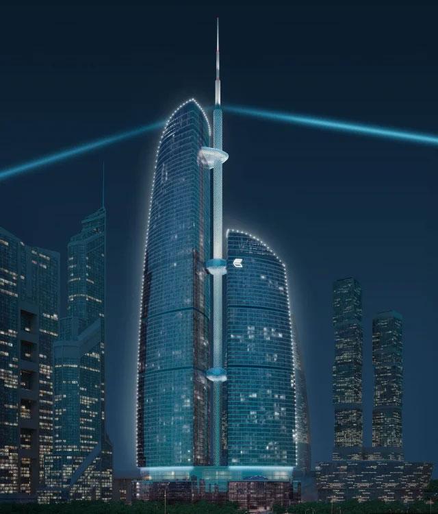 башня Федерация