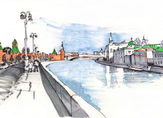 Виды на воду: в Москве отремонтировали 4 набережные