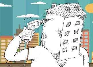Стоп ремонт: до 14 апреля могут запретить шумные работы в квартирах