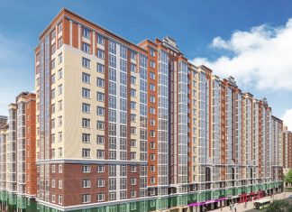 Пополнение в ЖК «Москва А101»: сдан еще один дом в Новой Москве