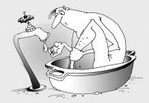 Закаляемся: график отключения горячей воды в 2020 г. озвучен