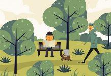 Зеленое будущее: «Главстрой» показал, каким будет парк в ЖК Balance