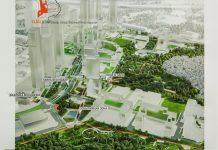 Один для трех: крупный парк в Раменках свяжет ЖК «Река», «Событие» и «Огни»