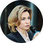 Мария Макарова, заместитель руководителя Росреестра по городу Москве